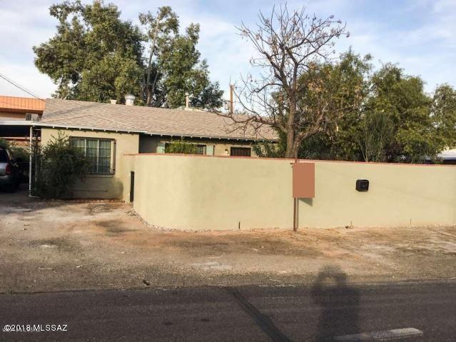 3219 N Tucson Boulevard, Tucson, AZ 85716 (#21804624) :: Long Realty Company