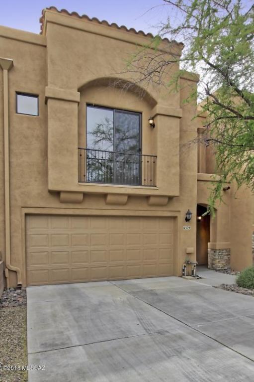 6379 N Gadd Court, Tucson, AZ 85704 (#21810966) :: The KMS Team
