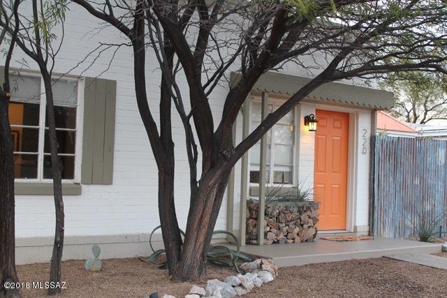 220 N Tyndall Avenue, Tucson, AZ 85719 (#21814248) :: RJ Homes Team