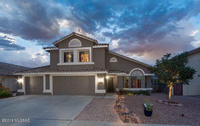 12818 N Lantern Way, Tucson, AZ 85755 (#21818043) :: The Josh Berkley Team