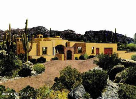 7858 N Ancient Indian Drive, Tucson, AZ 85718 (#21823349) :: Long Realty - The Vallee Gold Team