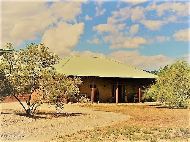 2198 N Pk Ranch Road, Benson, AZ 85602 (#21827743) :: The KMS Team