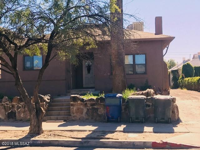 810 E 9th Street, Tucson, AZ 85719 (#21832590) :: Long Realty Company