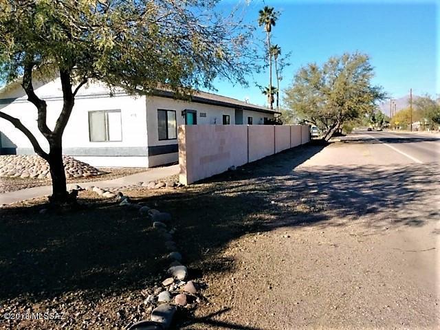 933 E Hedrick Drive, Tucson, AZ 85719 (#21833012) :: Long Realty - The Vallee Gold Team