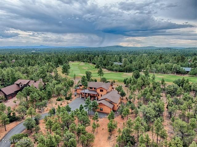 101 S Falling Leaf Road, Show Low, AZ 85901 (#21913025) :: Long Realty - The Vallee Gold Team