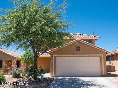853 W Calle Barranca Seca, Green Valley, AZ 85614 (MLS #21926483) :: The Property Partners at eXp Realty