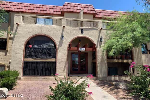 6351 N Barcelona Court #814, Tucson, AZ 85704 (#21928696) :: Long Realty - The Vallee Gold Team