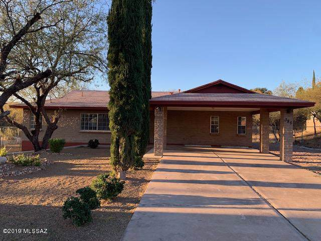 388 Willow Drive, Rio Rico, AZ 85648 (#21930513) :: Long Realty - The Vallee Gold Team