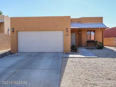 280 S Sycamore Creek Place, Tucson, AZ 85748 (#21931306) :: Luxury Group - Realty Executives Tucson Elite