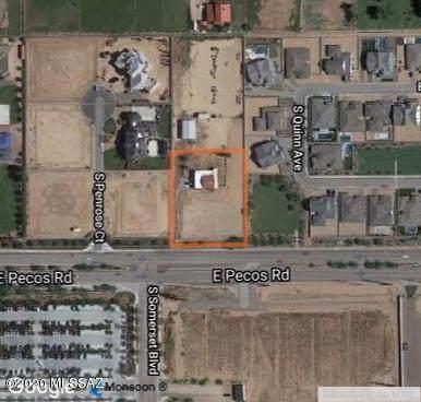 16134 E Pecos Road, Gilbert, AZ 85295 (#22000648) :: Gateway Partners | Realty Executives Arizona Territory