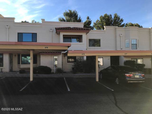 875 N Balachai Lane, Tucson, AZ 85748 (#22001670) :: Long Realty - The Vallee Gold Team