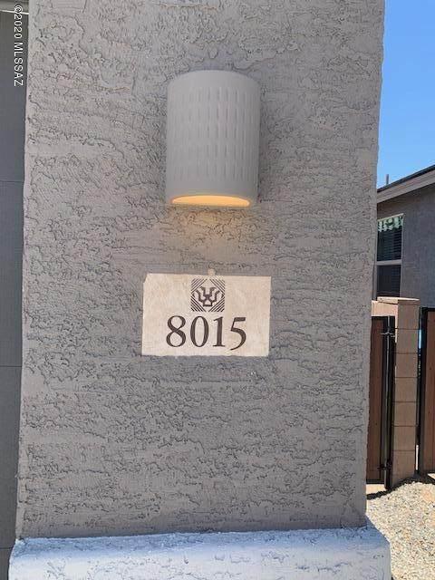 8015 N Desert Gum Drive, Tucson, AZ 85741 (#22007432) :: Long Realty - The Vallee Gold Team