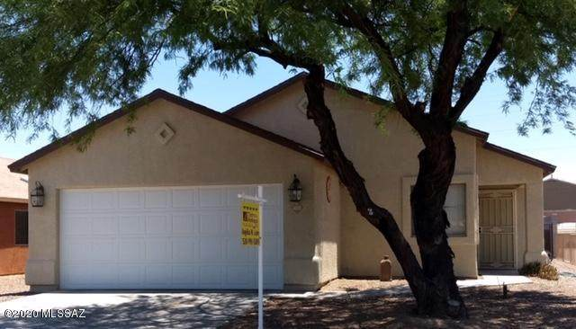 Address Not Published, Tucson, AZ 85706 (#22015492) :: Long Realty - The Vallee Gold Team