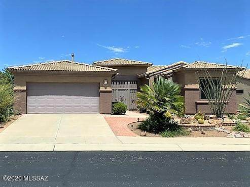 2372 W Calle Cacillo, Green Valley, AZ 85622 (#22015971) :: Keller Williams