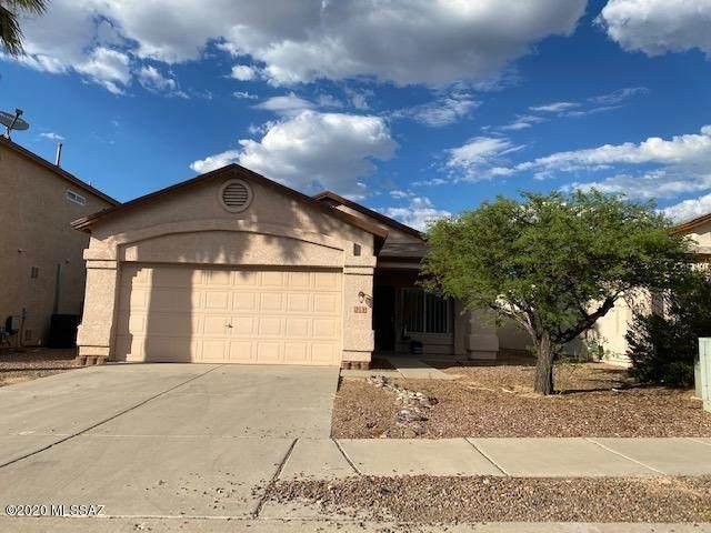 9283 E Muleshoe Street E, Tucson, AZ 85747 (#22019327) :: Gateway Partners