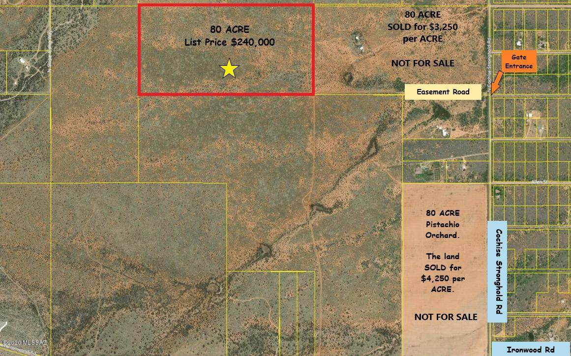 80 Ac Off Stronghold Road - Photo 1