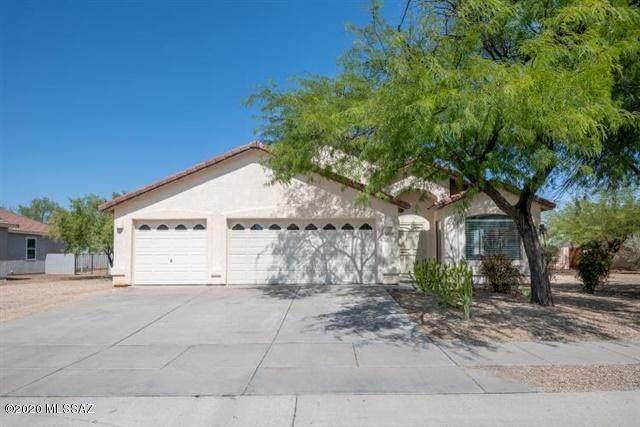8737 E Giachery Place, Tucson, AZ 85747 (#22024176) :: Long Realty - The Vallee Gold Team