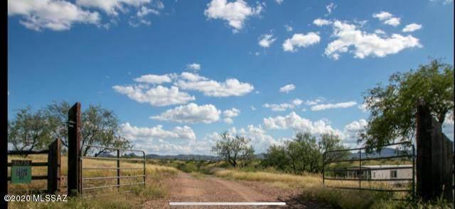 36750 S Cedar Creek Road #186, Arivaca, AZ 85601 (#22026142) :: The Local Real Estate Group | Realty Executives