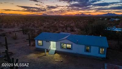 12670 W Cactus View Lane, Tucson, AZ 85743 (#22028402) :: The Local Real Estate Group | Realty Executives