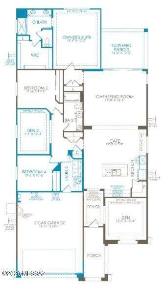 694 E Barun Valley Place E, Tucson, AZ 85755 (#22028557) :: Tucson Property Executives