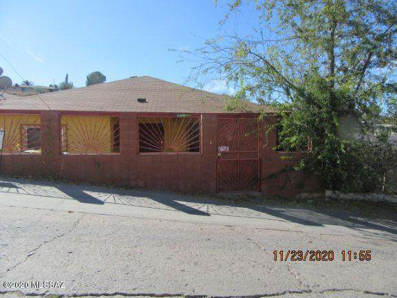 108 E Hudgins Street, Nogales, AZ 85621 (#22029300) :: Kino Abrams brokered by Tierra Antigua Realty