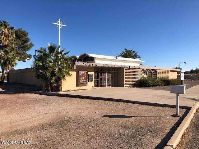 5951 S 12Th Avenue, Tucson, AZ 85706 (#22100302) :: Kino Abrams brokered by Tierra Antigua Realty