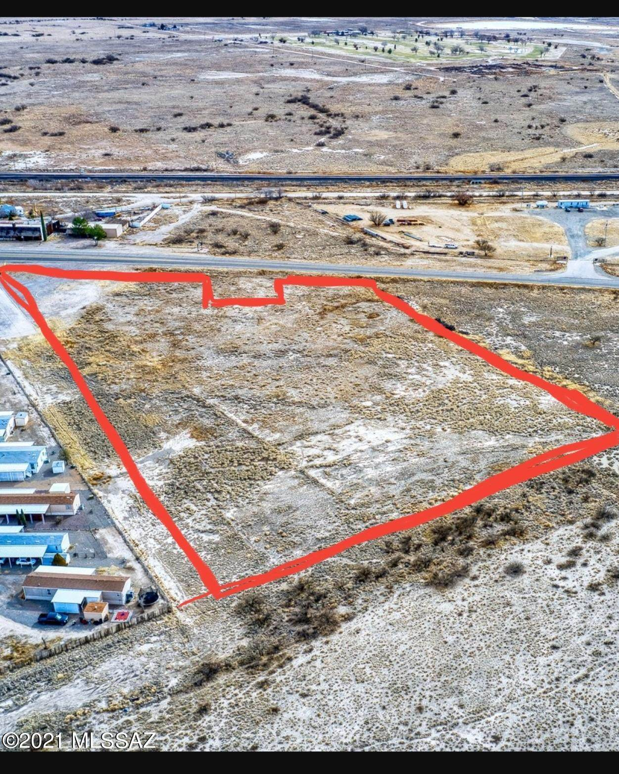 5.13 Acres Haskell Avenue - Photo 1
