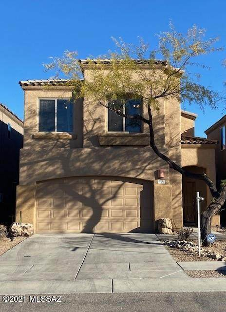 2240 W Floral Cliff Way, Tucson, AZ 85741 (#22104452) :: Long Realty - The Vallee Gold Team