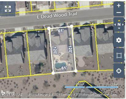61673 E Dead Wood Trail, Oracle, AZ 85623 (MLS #22104714) :: The Property Partners at eXp Realty