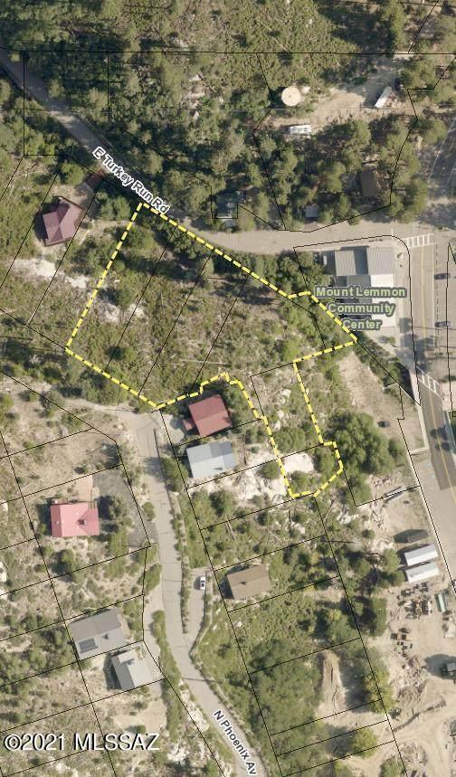 11228 E Turkey Run Road #2, Mt. Lemmon, AZ 85619 (#22105398) :: Long Realty Company