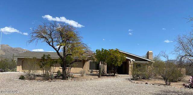4140 N Sunnywood Place, Tucson, AZ 85749 (MLS #22107997) :: The Property Partners at eXp Realty