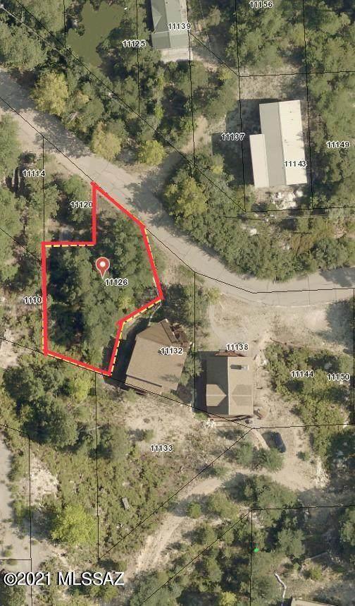 11126 E Carter Canyon Road #1, Mt. Lemmon, AZ 85619 (#22111284) :: Kino Abrams brokered by Tierra Antigua Realty