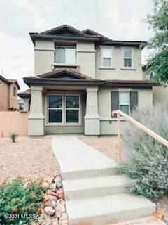 751 W Paseo Celestial, Sahuarita, AZ 85629 (#22124270) :: Tucson Real Estate Group