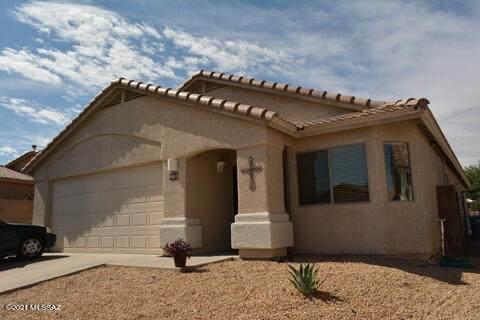 484 E Greg Rock Road, Vail, AZ 85641 (#22125423) :: Elite Home Advisors | Keller Williams