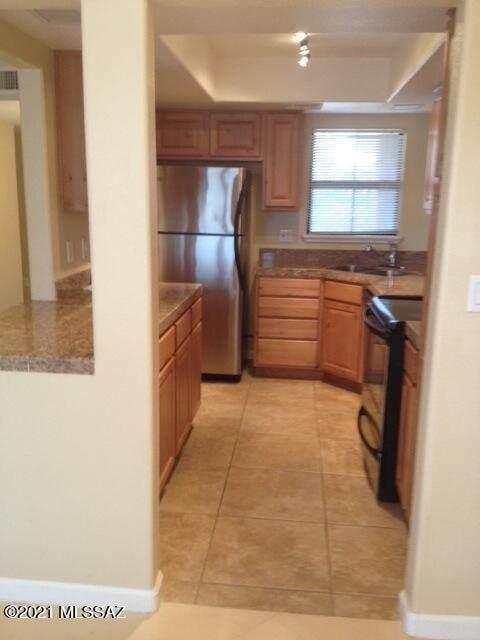6651 N Campbell Avenue #183, Tucson, AZ 85718 (#22126695) :: Elite Home Advisors | Keller Williams