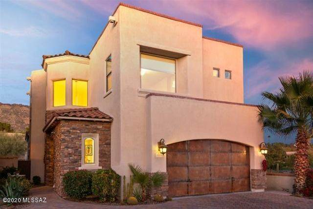 4744 E Mission Hill Drive, Tucson, AZ 85718 (#22011170) :: Long Realty - The Vallee Gold Team
