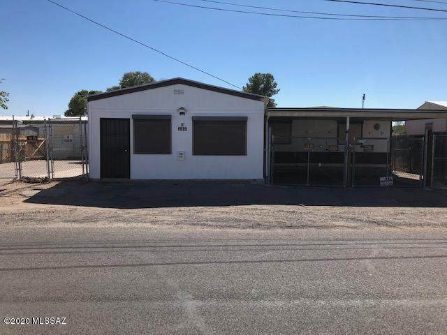 5800 S Bonney Avenue, Tucson, AZ 85706 (#22025246) :: Keller Williams