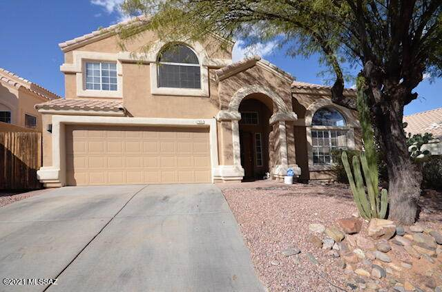 1321 E Scorpius Place, Oro Valley, AZ 85737 (MLS #22105809) :: The Property Partners at eXp Realty