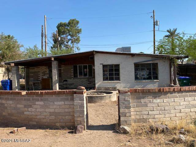 4418 E Waverly Street, Tucson, AZ 85712 (#22114520) :: Kino Abrams brokered by Tierra Antigua Realty