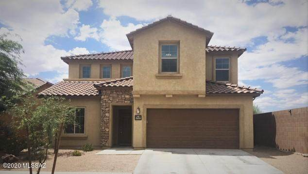 5454 S Morning Shadows Drive, Tucson, AZ 85747 (#22019531) :: Keller Williams