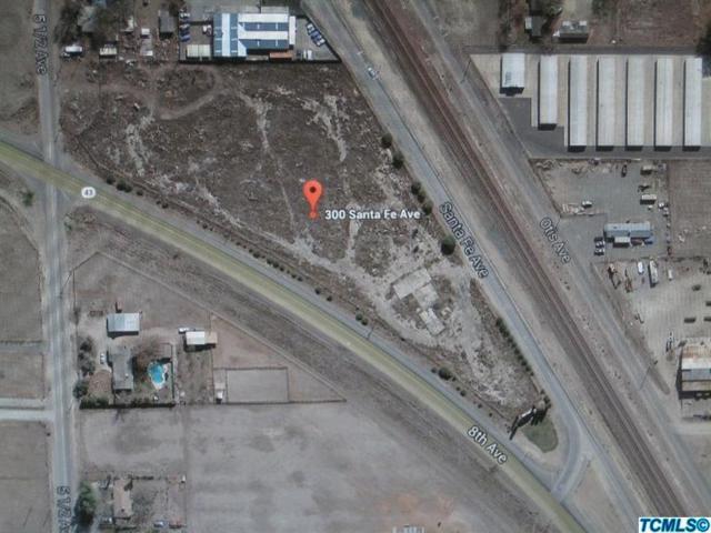 300 Santa Fe Avenue, Corcoran, CA 93212 (#113368) :: The Jillian Bos Team