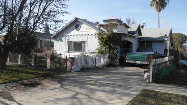 709 S F Street, Tulare, CA 93274 (#135719) :: The Jillian Bos Team