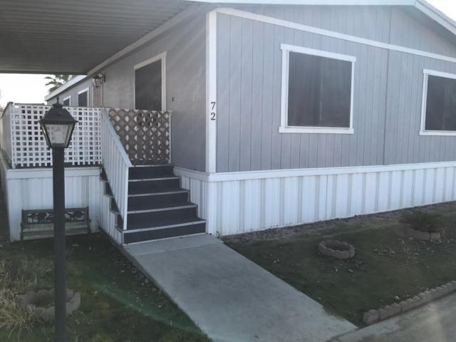 900 E Rankin Avenue #72, Tulare, CA 93274 (#136053) :: The Jillian Bos Team