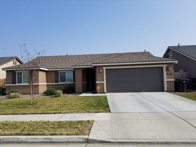 534 N Maricopa Street, Tulare, CA 93274 (#136055) :: The Jillian Bos Team