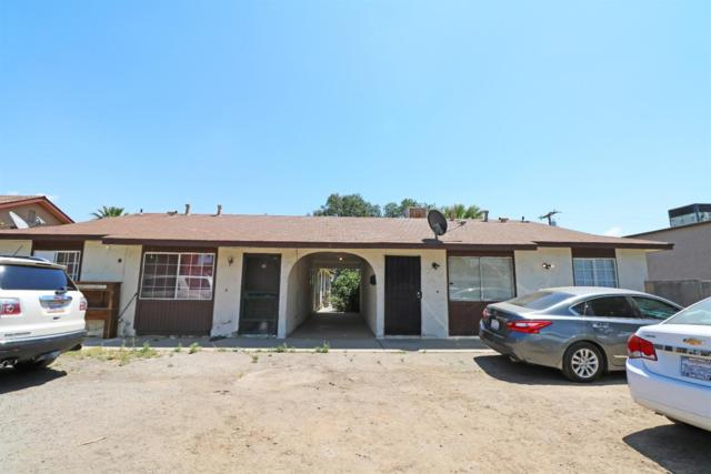 432-438 N Valencia Boulevard, Woodlake, CA 93286 (#138481) :: The Jillian Bos Team