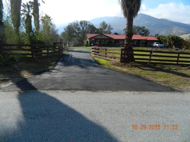 40718 Old Three Rivers Road, Three Rivers, CA 93271 (#139027) :: The Jillian Bos Team