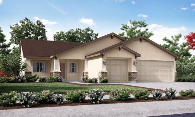 716-Lot 111 Sarah Lane, Dinuba, CA 93618 (#140336) :: Robyn Graham & Associates