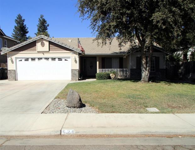 526 W Loyola Avenue, Visalia, CA 93277 (#141373) :: The Jillian Bos Team