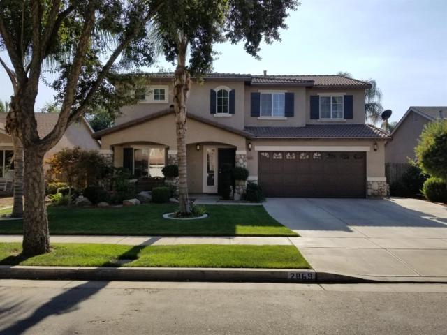2869 W Brooke Avenue, Visalia, CA 93291 (#142027) :: The Jillian Bos Team