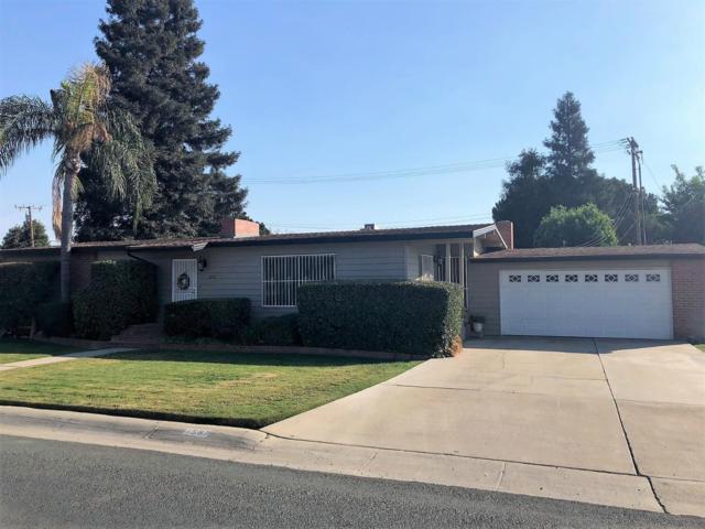 1587 W Roby Avenue, Porterville, CA 93257 (#142248) :: The Jillian Bos Team